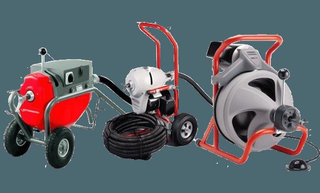 Чистка и ремонт канализации